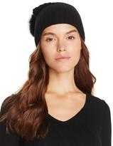 Magaschoni Fur Trim Hat