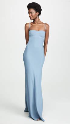 Mason by Michelle Mason Bustier Gown