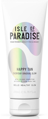 Isle of Paradise Happy Tan Everyday Gradual Glow Lotion 200ml