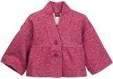 Tea Collection French Terry Kimono Jacket (Toddler, Little Girls, & Big Girls)