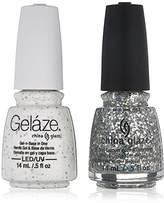 China Glaze Gelaze Tips and Toes Nail Polish