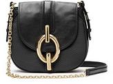 Sutra Mini Leather Crossbody Bag
