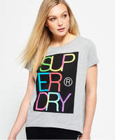 Superdry Overlap Boyfriend T-shirt