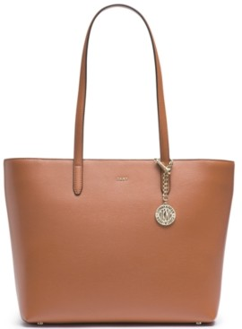 DKNY Bryant Large Leather Tote