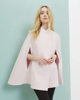 Ted Baker Wool wrap over cape