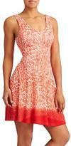 Athleta Reef Print Dreamin' Dress