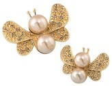 Carolee Butterfly Pins, Set of 2