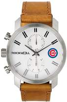 Rockwell Men's Chicago Cubs Apollo Chronograph Watch