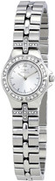 Invicta Wildflower Silver Dial Stainless Steel Ladies Watch