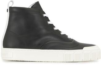 Pierre Hardy Ollie high-top sneakers