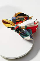 Anthropologie Preppy Geo Headband