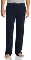 Emporio Armani Cotton Modal Blend Lounge Pants