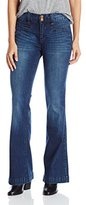 UNIONBAY Women's Ryen 2 Button Front Trouser Jean