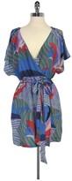 Leifsdottir MultiColor Print Dress