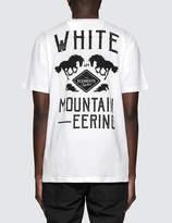 White Mountaineering W Printed T-Shirt