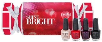 OPI Nail Lacquer 4-Piece Mini Pack Cracker