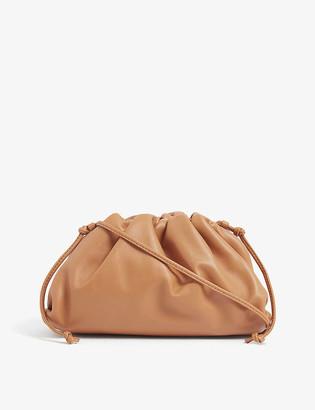Bottega Veneta The Pouch small leather clutch bag