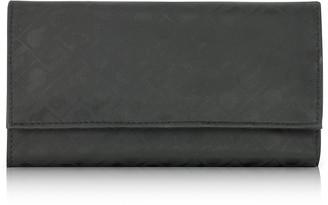 Gherardini Signature Fabric Softy Tri-Fold Wallet