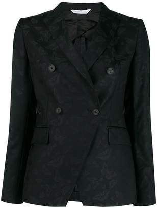 Tonello fitted double-breasted blazer