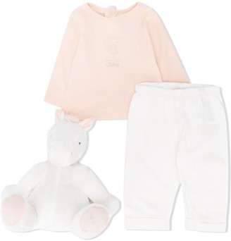 Chloé Kids Trouser Suit Gift Set