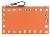 Valentino Garavani Rockstud leather coin wallet
