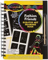 Melissa & Doug Drawing Book - Fashion Friends