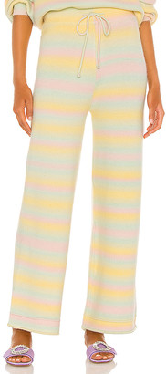 Olivia Rubin Isobel Knitted Trousers