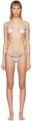 Missoni Multicolor Knit Bikini