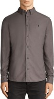AllSaints Huntingdon Slim Fit Button-Down Shirt
