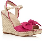 Kate Spade Jane Espadrille Platform Wedge Sandals