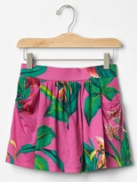 Gap Drapey pocket skort