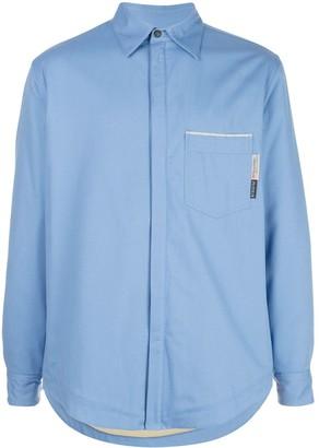 GR10K Long Sleeve Patch Pocket Shirt