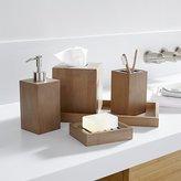 Crate & Barrel Dixon Bamboo Bath Accessories
