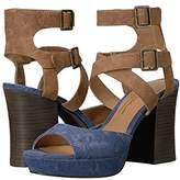 Sbicca Women's Gear Heeled Sandal