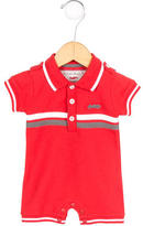 Tartine et Chocolat Boys' Striped Polo All-In-One w/ Tags