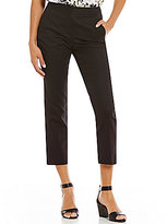 Kasper Petite Straight-Leg Ankle Pants