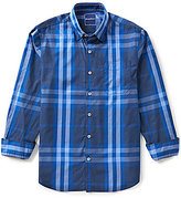 Tommy Bahama Long-Sleeve Praia Plaid Woven Shirt