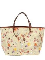 DSquared Large Alberta Doll Printed Pvc Tote