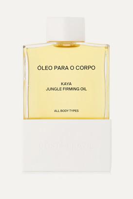 COSTA BRAZIL Kaya Jungle Firming Body Oil, 100ml - Colorless