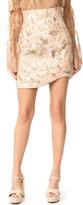 Zimmermann Bowerbird Corselet Skirt