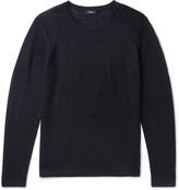 Theory - Andrejs New Irish Linen Sweater