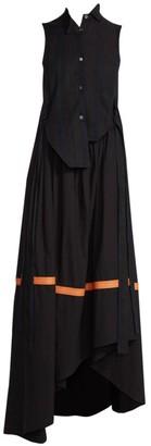 Loewe Sleeveless Shirt Dress