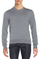 Saks Fifth Avenue Merino Wool V-Neck Sweater