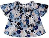 Chloé Floral Off-The-Shoulder Dress