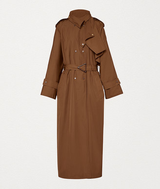 Bottega Veneta Coat In Nylon
