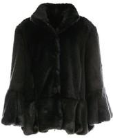 Rene Derhy Faux Fur Coat