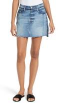 Frame Women's Nouveau Le Mini Denim Skirt