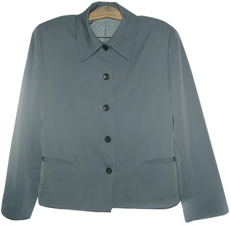 Margaret Howell Green Cotton Jackets