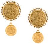 Dolce & Gabbana Galvanized earrings