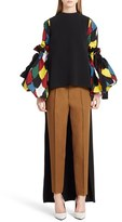 Marni Women's High/low Stretch Cady Top
